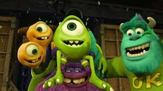 Download Monsters University Short Film 'Party Central' Out Now - Part 1 Video