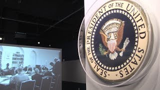Download JFK 100 exhibit offers personal glimpse into Kennedy's life Video