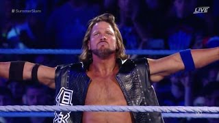 Download WWE SummerSlam 2016 - OSW Review 58! Video