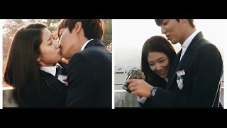 Download Park Shinhye & Lee Minho | Funny cute Moments ♥ part 1 Video