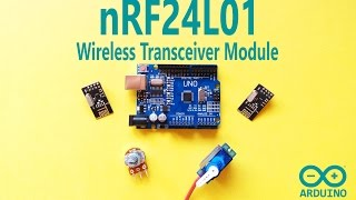 Download Arduino Communication with NRF24L01 Wireless Transceiver Module Video