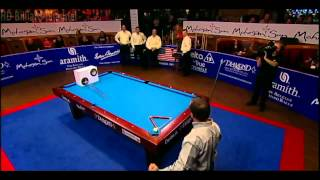 Download [HD] Billiard World Cup of Trick Shot 2012 - USA vs Europe Final Part 4 Video