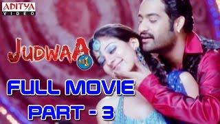 Download Judwa No1 Hindi Movie Part 3/11 Jr.NTR, Nayanatara, Sheela Video