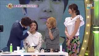 Download SBS [스타킹] - 화장!킹, 여성분들 주목 주목~ Video