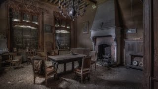 Download Abandoned 19th Century Victorian House (Fully Furnished) Video
