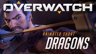 "Download Overwatch Animated Short | ""Dragons"" Video"