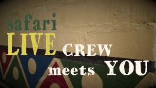 Download safariLIVE Crew meets you: Sri Lanka on the trail in South Africa! Video