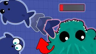Download TOP 5 EPIC KILLS IN MOPE.IO! BLUE WHALE TROLLING ALL CRABS, T-REX'S, YETI'S AND DRAGONS! (Mope.io) Video