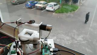 Download Laser Tracking System -using OpenCV 3.1 and Raspberry Pi 3 Video
