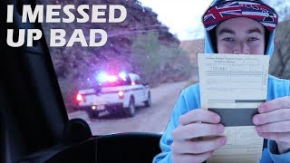 Download You're NEVER GONNA BELIEVE Why this Cop gave me a ticket... Video