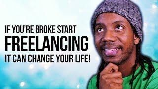 Download Start Freelancing If You're Broke! Video