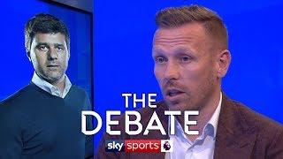 Download Will Pochettino still be Tottenham manager next season? | Paul Merson and Craig Bellamy | The Debate Video