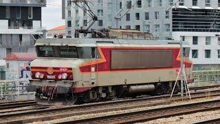 Download SNCF Class BB 15000 Locomotive Video