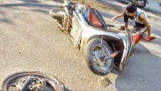 Download Stupid, Crazy & Angry People Vs Bikers 2018 [Ep.#581] ROAD RAGE Video