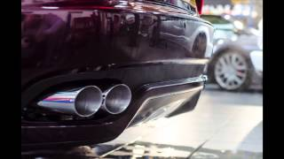 Download Maserati GranTurismo V8 - Larini Exhaust System With Switchable Valves Video