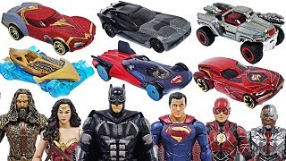 Download Justice League Batman, Superman, Marvel Avengers Hulk Hot Wheels! Defeat dinosaurs! - DuDuPopTOY Video