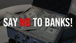 Download DON'T USE A BANK! This is a MUCH better option... Video