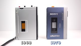 Download Sony's proto-Walkman that went to the moon* Video