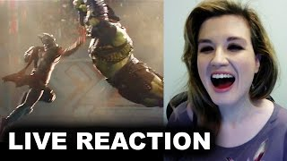 Download Thor Ragnarok Trailer REACTION Video