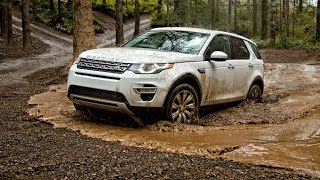 Download 2015 Land Rover Discovery Sport HSE Luxury Car Review Video