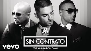 Download Maluma - Sin Contrato (Remix)[Audio] ft. Don Omar, Wisin Video