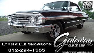 Download 1964 Ford Galaxie 500, Gateway Classic Cars Louisville #2139 LOU Video
