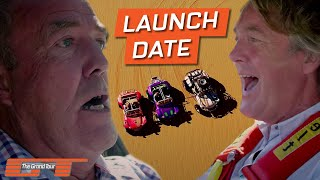 Download The Grand Tour: Launch Date Video
