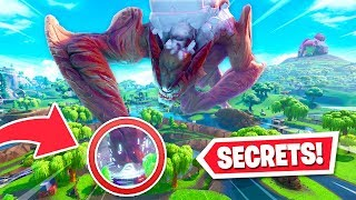 Download 7 SECRETS hidden by Epic in the Robot vs Monster event! Video