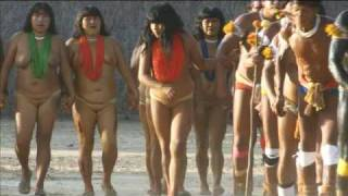 xingu tribes girls fuck
