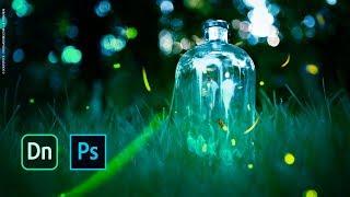 Download Luminescence et ombres dans Adobe Dimension CC   Adobe France Video