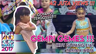 Download Lihat Chico Radella Goyang, Gempi Ikutan Goyang - Mom & Kids Awards 2017 (13/12) Video
