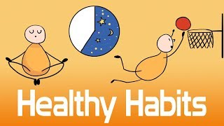 Download 10 Habits of Healthy People - How To Live Longer Video
