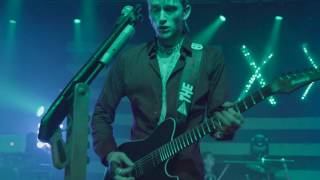 Download Machine Gun Kelly Jams a Guitar Solo on Alpha Omega Tour Video