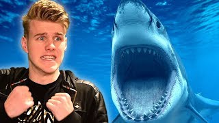 Download ATTACKED BY A SHARK! (FISHING IN VR) Video
