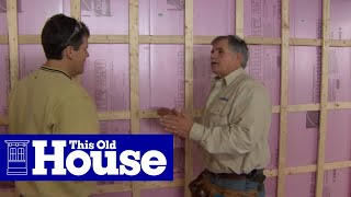 Download How to Insulate a Basement | This Old House Video
