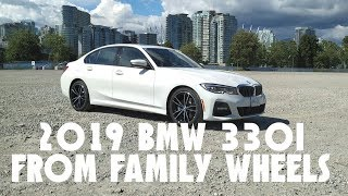 Download The best sedan available? Family Wheels reviews the 2019 BMW 330i Video