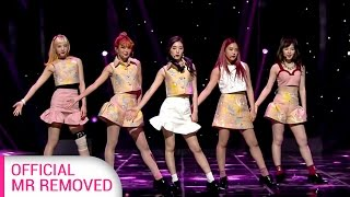 Download [MR Removed] 160922 Red Velvet (레드벨벳) - Russian Roulette (러시안 룰렛) Video