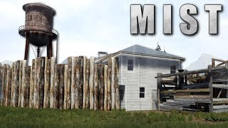 Download FINISHING THE BASE WALLS! - Mist Survival Gameplay - Zombie Apocalypse Survival Game Video
