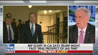 Download Kevin McCarthy downplaying Trump's involvement in crimes Video