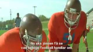 Download best college football player (bobby boucher) Video
