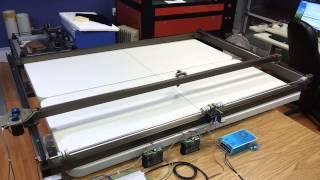 LightObject mini Z table for K40 CO2 laser machine Free