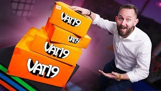 Download Buying & Trying Every Vat19 Mystery Box! Video