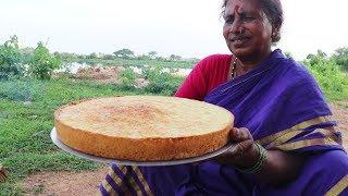 Download Sponge Cake without Oven   Basic Plain And Soft Sponge Cake Recipe   Desi Kitchen Video