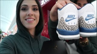 Download BLACK FRIDAY MALL VLOG | Sneaker Shopping for True Blue 3's Video