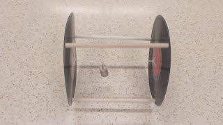 Download Toy Physics-Rollback Toy Challenge-Homemade Science with Bruce Yeany Video