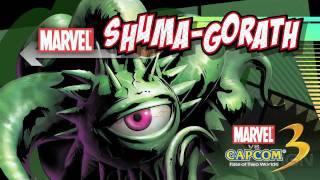 Download Marvel vs Capcom 3: Shuma-Gorath Reveal Trailer Video