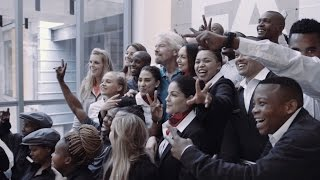 Download A Day In The Life: Richard Branson in South Africa Video