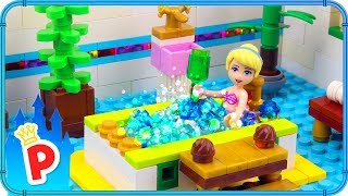 Download ♥ LEGO Cinderella Goes to SPA CENTER for a Full Body Treatment Video