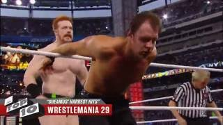 Download Sheamus' Hardest Hits – WWE Top 10 Video