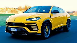 Download The Lamborghini Urus tested on-road (and off)   Top Gear Video